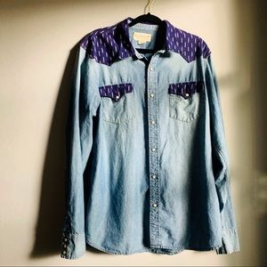Ralph Lauren Denim & Supply Chambray Button Down